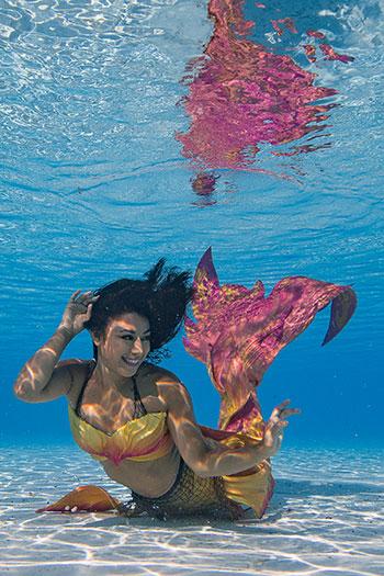 Mermaid Odessa